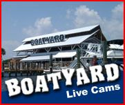 nightlife panama city beach - boatyard restaurant - live music