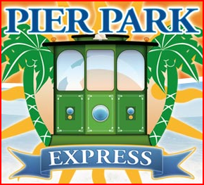 nightlife panama city beach - Pier Park Express - Panama City Beach