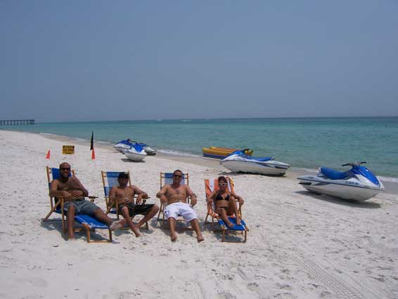 beach lounge chair rentals panama city beach