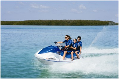 Jet Ski Als Panama City Beach Florida
