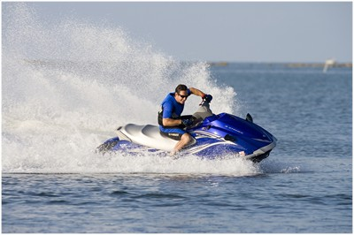 Jet Ski Als Panama City Beach